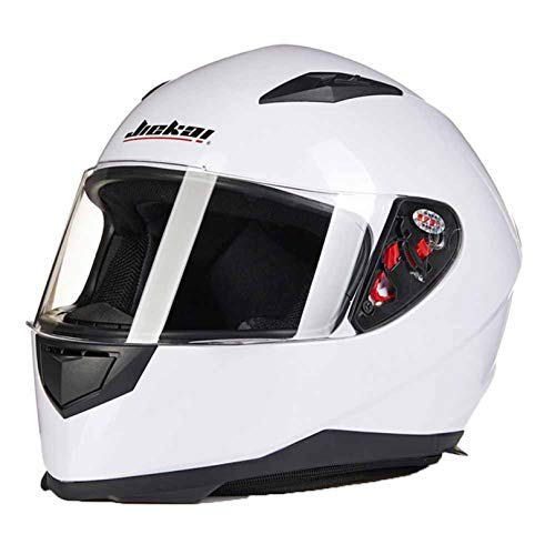 Full Face Motorcycle Helmet for Man and Woman Safety Motorbike Racing Helmet Abs Anti...