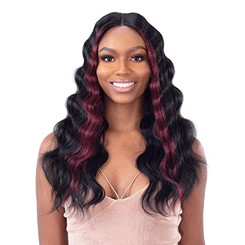 FreeTress Equal Lite Lace Front Wig LFW-006 (1B)