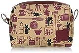 Studio Ghibli Kiki's Delivery Service Multi Pouch/Cosmetic Bag M Size Jiji's Retail Store Series AFHZ