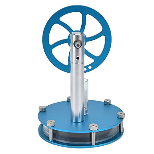 01 Engine Motor Model, Stirling Engine Classical Bien Diseñado para El Aprendizaje De La Física para El Proyecto De Ciencias