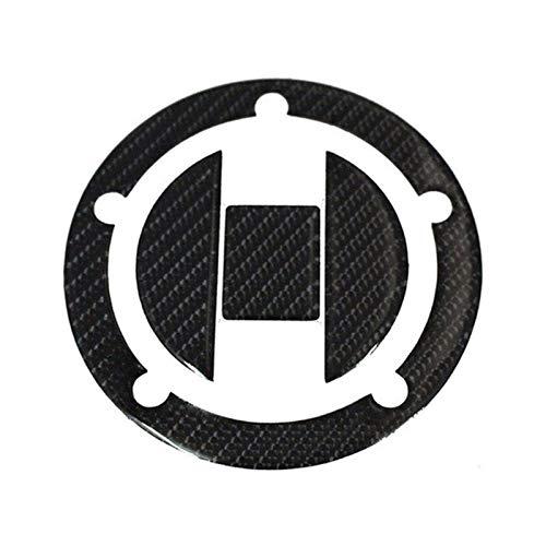 Motorrad Tank Aufkleber Kraftstoff-Gas-Behälter-Kappen-Abdeckung Auflage-Aufkleber 3D Gel-Carbon-Faser for Suzuki GSXR600 750 1000 GSXR GSXR1000 K3 / K4 / K5 / K6 / K7 / K8 / K9