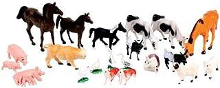 45 figuras de animales de granja