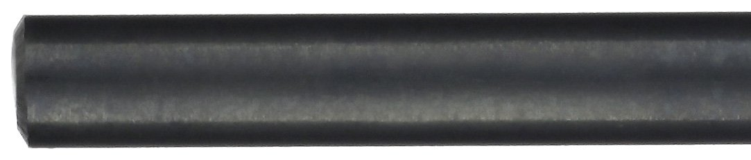 PTD18030 #30 Size Jobber Length HSS Drill Black Oxide Coated PART NO Precision Twist Drill 018030 Series R18