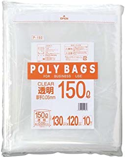 オルディ ポリバッグビジネス150Lゴミ袋10枚入×20