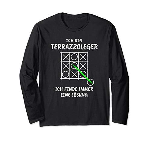 Terrazzoleger Langarmshirt