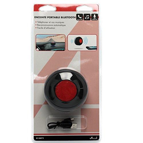 Arcoll 12071Altavoz Bluetooth para iPhone 6S/6plus/6/5S/5C/5/4S/Samsung Galaxy Note 5/S6/S5/S4/S5/iPad Mini Multi Color