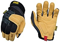 Mechanix Wear - Material4X Padded Palm Work Gloves (XX-Large, Brown/Black) 141[並行輸入]