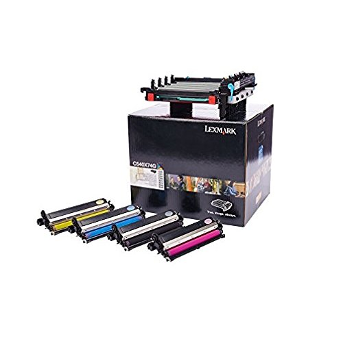 C54x X54x Black and Colour Consumable Type Imaging Kit Yield 30000 pages Printer Technology Laser