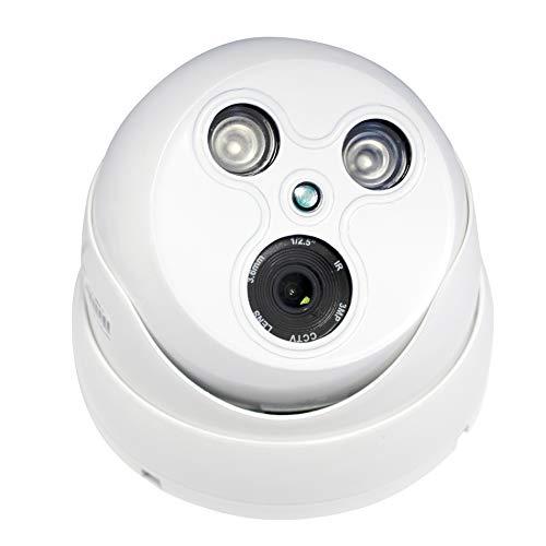 Phoenix Technologies - Camara vigilancia CCTV 2.0MP para Interior/Exterior Wi-Fi Full HD App Visión nocturna y diurna Sensor de movimiento IP66