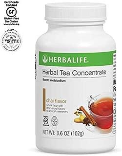 chai herbalife tea