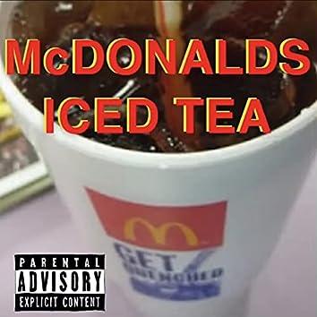 Mcdonalds iced tea