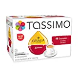 Gevalia 48-Count Espresso T DISC Value Pack for Tassimo Beverage System (1 Pack)