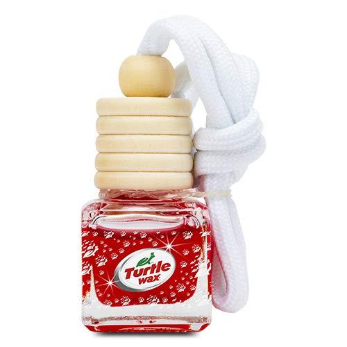 Turtle Wax TWX101 AIR FRESHENER Flasche Aroma Strawberry 5ML Auto, Erdbeere, 5 ML
