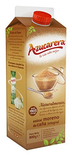 Azucar Moreno de Cana integral Unverarbeiteter Rohrzucker