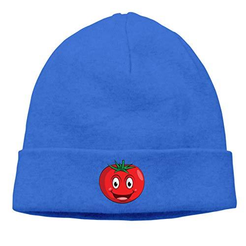 LKQTH Smile Tomato - Gorro unisex con diseño de calavera