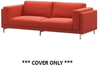 IKEA NOCKEBY - Slipcover for Sofa 99