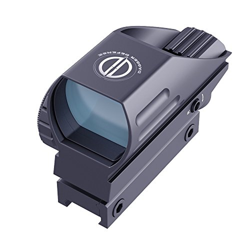 Dagger Defense DDHB Red Dot Reflex Sight, Reflex Sight Optic and Substitute for Holographic red...