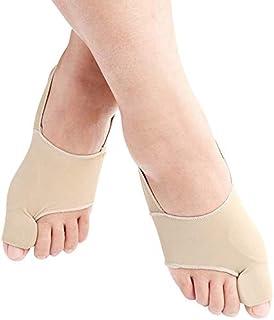 Bunion Corrector, Bunion Splints Bunions Pads - Hallux Valgus Treatment Bunion Socks Protector - Big Toe Straightener Pain Relief for Women & Men