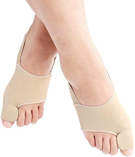 Bunion Corrector , Bunion Splints Bunions Pads - Hallux Valgus Treatment Bunion Socks Protector - Big Toe Straightener Pain Relief for Women & Men