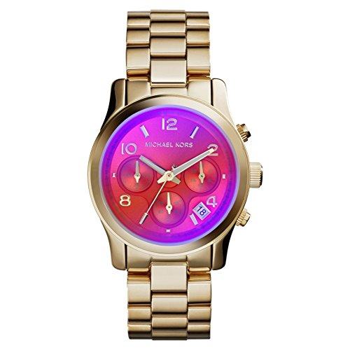 Micheal Kors Damen-Armbanduhr Analog Quarz Edelstahl MK5939