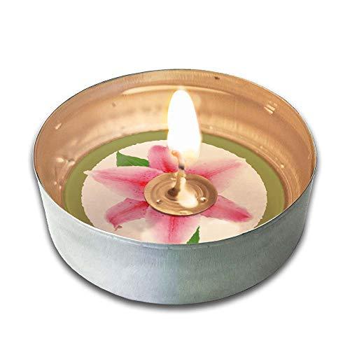 12er Pack Teelichter für TROSTLICHT   Trauerkerzen mit liebevollem Effekt   Trauerlicht   Trost-Geschenke   Trauer-Ritual
