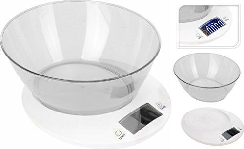 Digitale Küchenwaage 2-5kg, 2L
