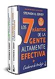 Estuche Los 7 hábitos de la gente altamente efectiva + Cuaderno de trabajo (Prácticos)