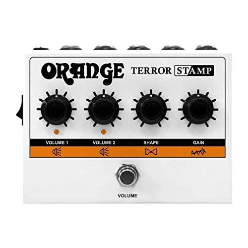 Orange Terror Stamp 20W Valve Hybrid Guitar Amp Pedal (Renewed)