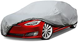 Best Weatherproof Car Cover - Leader Accessories Platinum Guard Car Cover