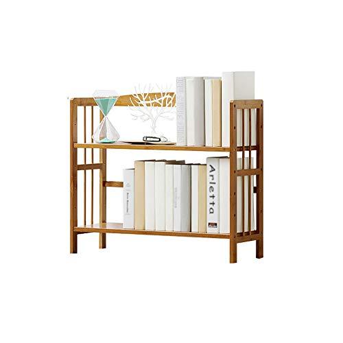 DS- Bibliothèque Bibliothèque - Étagère Multicouche Étagère de bibliothèque pour Enfants Support de Rangement en Bois && (Taille : 70x25x60cm)