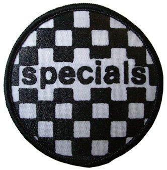 Unbekannt Specials Punk UK England Aufnäher Patch