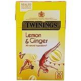 Twinings Lemon & Ginger - 30 gr