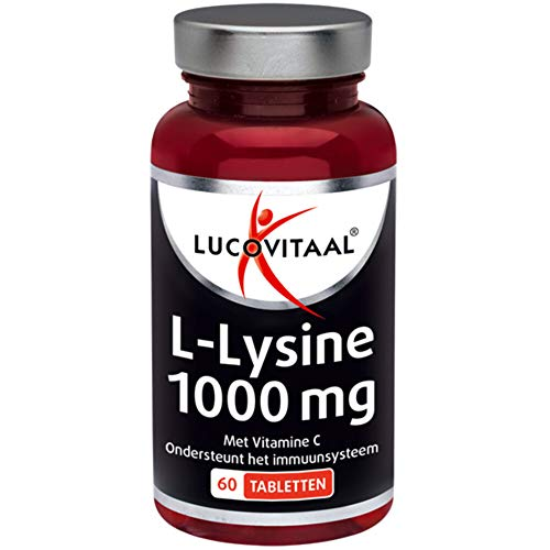 lucovitaal l lysine etos