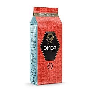 Beo Hive | Café en Grano | Cafe Espresso Intenso | 1 kg | Aromático y de Tueste Natural | Café en Grano Natural | Sabor Intenso | Café Seleccionado de Primera Calidad