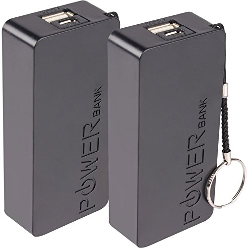 Infinite Power Banks For USB-Powered Devices, 4,000 mAh, Pack Of 2, V17089-2-OD