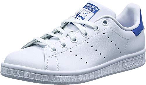 adidas Stan Smith J W Schuhe White/EQT Blue