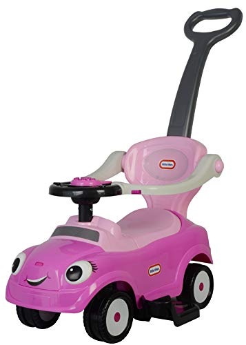 Best Ride On Cars 3 in 1 Little Tike Pink