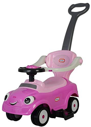 Best Ride On Cars 3 in 1 Little Tike Pink