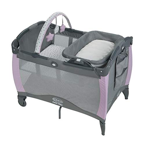Graco Pack 'n Play Playard Reversible Napper & Changer LX Bassinet, Camila