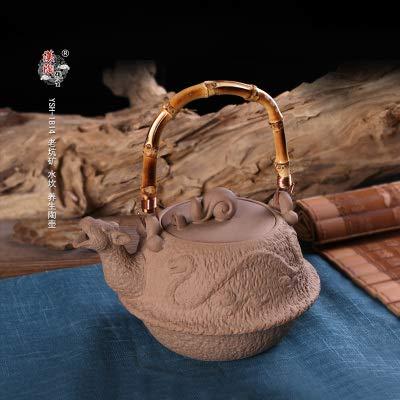 Teiera In Ceramica Teiere Cerámica Pala Olla De Barro Viejo
