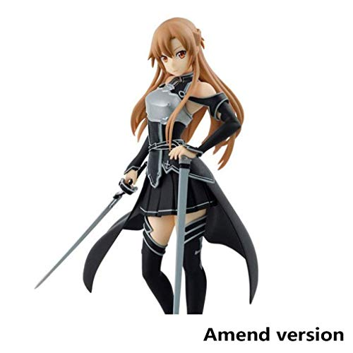 Sword Art Online: Asuna Kirito Farbe Version Action-Figur PVC Figure -High 7,08 Inches