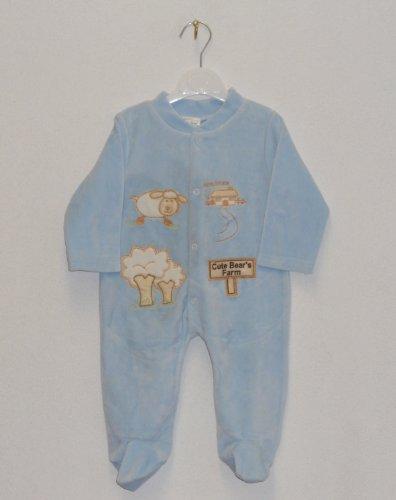 Cute Baby in velluto, 0–9mesi