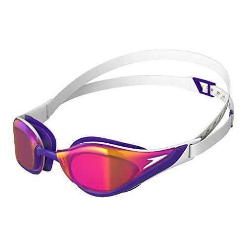Speedo Unisex Adult Fastskin Pure Focus Mirror Goggle