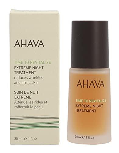 AHAVA Extreme Night Treatment 30 ml Dead Sea Anti Aging Seru
