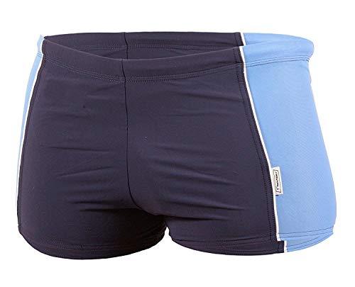 STANTEKS Jungen Badehose Badeshorts Shorts Schwimmhose Schwimmbekleidung SK0033 (122, Navy-blau)