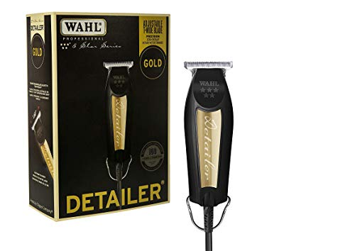 Wahl 8081 Detailer 5 Star Series Gold Edition