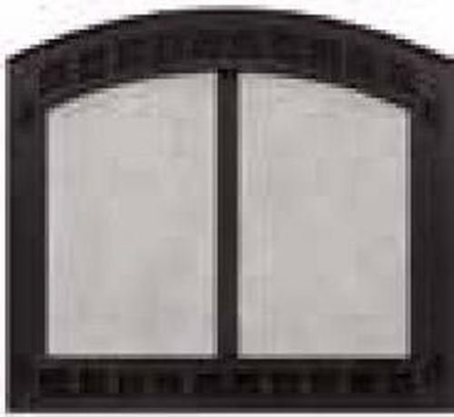 Sale!! Majestic Contour Cabinet Style Mesh Doors w/Frame for SB60 and SB60HB - Black