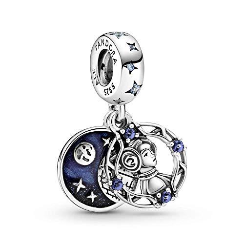 Pandora Charm Anhänger Princess Leia aus Star Wars 799251C01 Unisex Silber