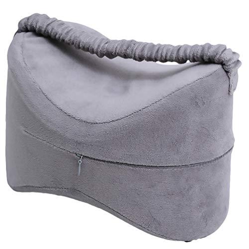 Artibetter Beensteun Kussen Lichtgewicht Beddengoed Been Kniekussen Herbruikbare Medische Been Mat Pad Voor Patiënt Ouderen Zilver (Gratis Grootte)