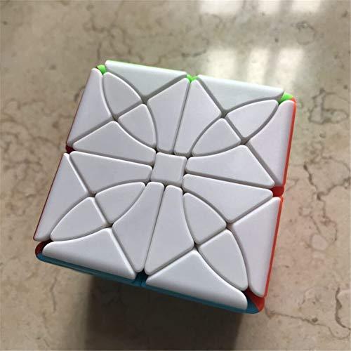 SYLL Flash Butterfly Rubik Cube Alien Fun Toys Rompecabezas de Rubik Cube...